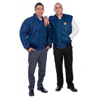 ESD Pilot Style Coat/ Vest