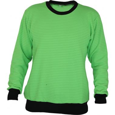 ESD Sweatshirt SW48 hiviz