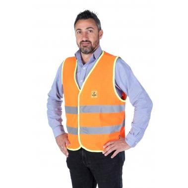 ESD High Visibility (Hi-Vis) Vests