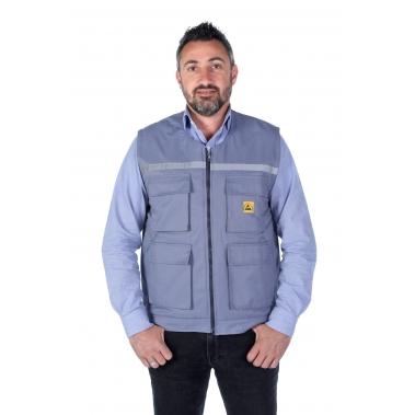 ESD Worker Vest