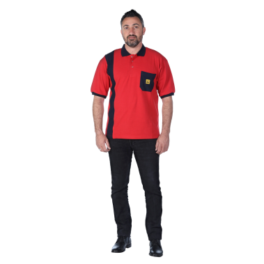 ESD Polo shirt-PL DCE design