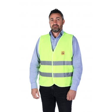ESD High Visibility (Hi-Vis) Vests